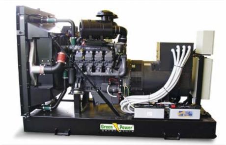 DEUTZ 30-588 kVA