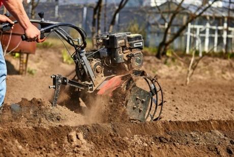 Пълна подготовка на почвата