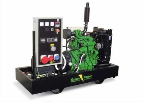 JOHN DEERE 30-225 kVA