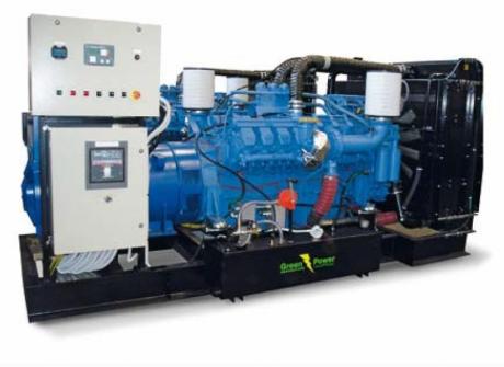 MTU + CUMMINS 650-1250 kVA